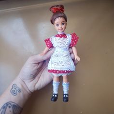 Super Vicky ooak small wonder