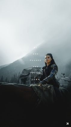 Octavia and Lincoln from The 100 Elias Lyrics Bellarke, The 100 Cast, The 100 Show, Series Movies, Tv Series, The 100 Serie, The 100 Poster, The 100 Quotes, The 100 Characters