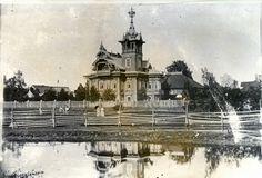 Wooden house, Ostashevo, Kostroma oblast, Russia view 23