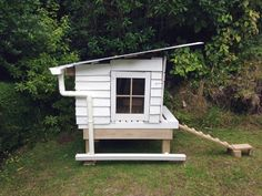Pallet Coop House