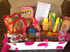 Ramblings of a Suburban Mom did a review of the September 2013  Mexican Candy Box