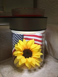 Make a scene Scentsy warmer-Summer/Memorial Day/4th of July/Labor Day