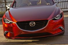 2014 Mazda6 Based on Takeri Concept Confirmed for Paris Motor Show [New Gallery]