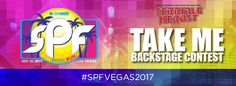 https://wn.nr/AbYGjA                  Hey @terribleherbst! Take me backstage at #SPFVegas2017