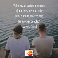 """""""All of us, at certain moments of our lives, need to take advice and to receive help from other people."""" - Alexis Carrel  #consultant #quote Thomas Carlyle, Paradigm Shift, Life Thoughts, Christian Encouragement, Free Tips, Decision Making, Our Life, Other People, Helping People"""