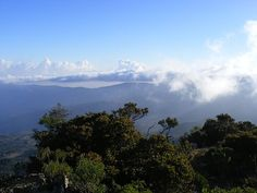 The Cal Madow mountain range in northern Somalia features the nation's highest peak, Shimbiris