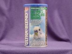 8in1 Parakeet Ecotrition Grains & Greens 8oz