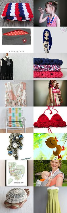 Summer Finds by Sarah and Eddie Gumbrecht on Etsy--Pinned with TreasuryPin.com