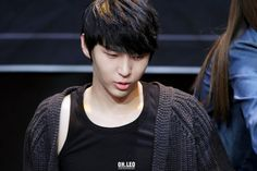 Leo [Jung Taek Woon] - VIXX Seongnam Art Hall Fansign