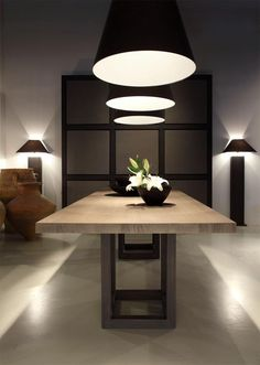 40 beautiful modern dining room ideas home decor ideas for Dining room table 40 x 60