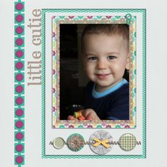 Layout of the Day March 2, 2015 - Gotta Pixel
