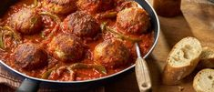 Chicken Cacciatore Meatballs [ill add some water and a little pasta or spiralized zuke to simmer with the meatballs] Chicken Parmesan Meatballs, Chicken Parmesan Recipes, Chicken Meals, Cooking Recipes, Healthy Recipes, Meat Recipes, Meatless Recipes, Healthy Lunches, Kitchen Recipes