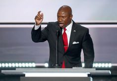 For many black Republicans, speeches have veered toward moralizing on race, an off-putting posture given Donald J. Trump's unpopularity with minority voters.
