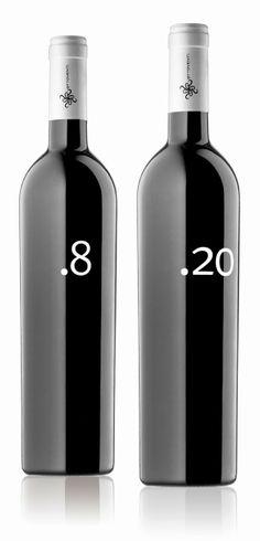 Wine Packaging | Packaging Botellas de vino. Lettering Time: 100 Etiquetas de Vino con mucho gusto tipográfico