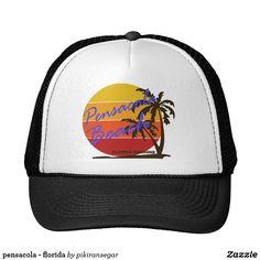 pensacola - florida trucker hat