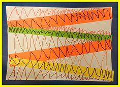 Lignes brisées Petite Section, Crocodiles, Writing, Education, Reading, Voici, Blog, Log Projects, Coloring Pages