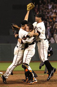In 143 years, there have been only 22 pitchers to throw a perfect game. More people than that have orbited the moon.  Welcome to the history books, Matt Cain!  GO GIANTS!