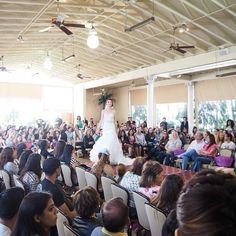 #FashionShow from the last #BrideExpo at the #RadissonNewportBeach in the gorgeous #Pavilion . Looking forward to our next #BridalShow on Se...