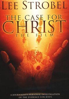 The Case for Christ: Lee Strobel - Christian Movie/Film on DVD. http://www.christianfilmdatabase.com/review/the-case-for-christ-lee-strobel/