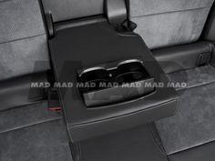 Alcantara® Perfo nimbus + Leather Look anthrazit Celine Luggage, Luggage Bags, Bmw, Leather, Vehicles