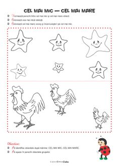 Fise de Lucru - Editura Caba - Carti, caiete de lucru, materiale didactice Preschool Activities At Home, Kindergarten Math Worksheets, Tot School, 1, Classroom, Teaching, Education, Children, Giraffe Illustration
