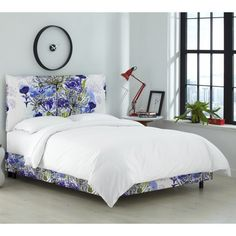 Vallila French Seam Bed - Anis