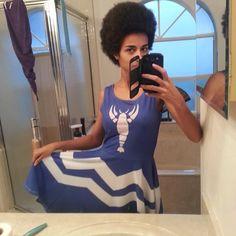 Amber (@ladypelvic)   My new dress~! #legendofzelda #muchneededmerch @muchneededmerch #Windwaker #zelda #nintendo #fashion #gamergirl #gamer