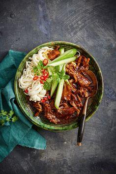 Pork Recipes, Slow Cooker Recipes, Cooking Recipes, Healthy Recipes, Kid Recipes, Chicken Recipes, Indian Food Recipes, Asian Recipes, Ethnic Recipes