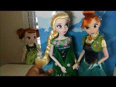 Anna e Elsa - Uma Aventura Congelante