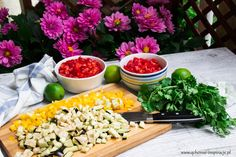 Letnia Chakalaka - moja ulubiona! Wegańska, wegetariańska, wysokobiałkowa! |