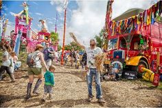 IF you have Glastonbury Festival tickets and children in school here are some of the educational benefits of taking your child to the festival.   They may help to persuade your school to grant...