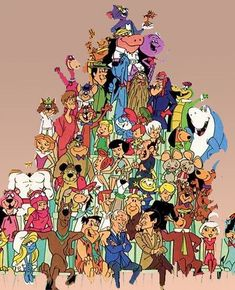 70s 80s 90s cartoons