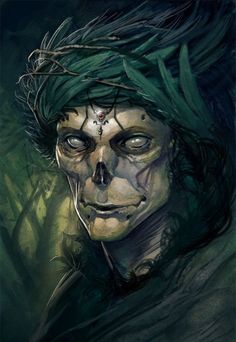 Surrealistic Fantasy Digital Paintings by Peter Mohrbacher - Surrealism Today Fantasy Art Men, Fantasy Rpg, Fantasy World, High Fantasy, Character Portraits, Character Art, Character Design, Fantasy Inspiration, Character Inspiration