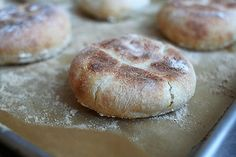 English Muffins from Lottie + Doof