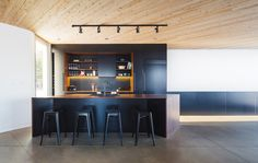 Image 7 of 19 from gallery of Nook Residence / MU Architecture. Photograph by Ulysse Lemerise Bouchard