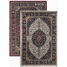 Hand-tufted Strato New Zealand Wool Rug (79 x 106), $450.99  #ChandraRugs