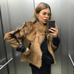 Elevator Stories: Maja Wyh — Keep it Chic Fashion Mode, Minimal Fashion, Fashion Trends, Maja Why, Mode Outfits, Fashion Outfits, Black Women Fashion, Womens Fashion, Looks Style