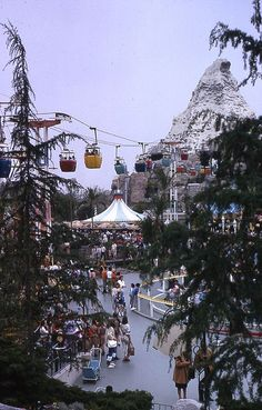Fantasyland, 1966
