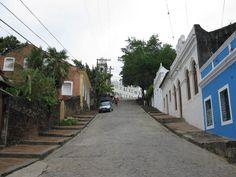Ladeira da Misericórdia. Olinda/PE. 2010.