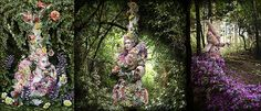 Kirsty Mitchell Photography is raising funds for The Wonderland Book on Kickstarter! The highly anticipated photo book of the award-winning 'Wonderland' series, by British fine art photographer Kirsty Mitchell. Art Photography Portrait, Modern Photography, Portraits, Kirsty Mitchell Wonderland, Image Collage, Surreal Photos, Photographs, Colossal Art, Forest Art