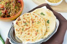 Step by step Kulcha and Wheat Kulcha recipe. How to make healthy and easy wheat kulchas at home. Homemade kulcha without yeast. Delhi style Matar Kulcha recipe.