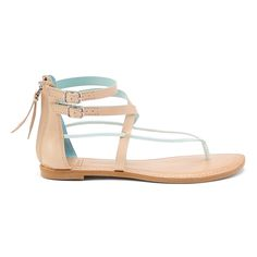 Introducing Stitch Fix Shoes: Ankle Strap Sandals