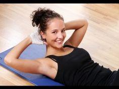 FITHALL.cz - Posilování břišních a zádových svalů s Kristýnou - YouTube Abs, Exercise, Workout, Youtube, Diet, Ejercicio, Crunches, Work Out, Abdominal Muscles