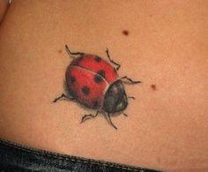 ladybird tattoo - Google Search