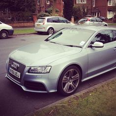 Audi RS5... such a sexy car