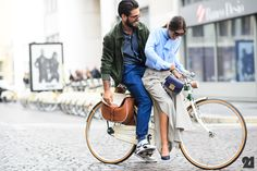 Street Style S/S 2015
