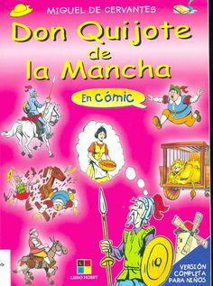 Don Quijote de la Mancha: en cómic / adapt. E. Sotillos (2005)  - ED/Quijotes 2005/37