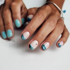 50 easy nail art designs for. There are so many different nail designs that you can even imagine. Rose Nail Art, Rose Nails, Gel Nail Art, Nail Art Diy, Diy Nails, Acrylic Nails, Sharpie Nail Art, Manicure Tips, Marble Nails