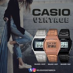151cd6dcb52 140 Best casio vintage images