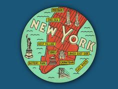 New York / by Jonathan Schubert